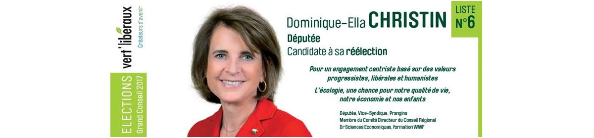 Dominique-Ella CHRISTIN